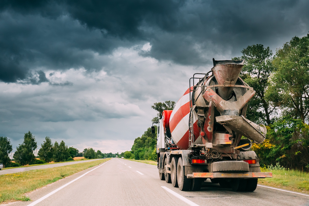 Kansas City Cement Truck Accident Personal Injury Million Dollar Settlement